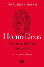 homo deus. una breu historia del dema-yuval noah harari-9788429775273