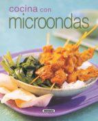 cocina con microondas (el rincon del paladar) 9788430542673