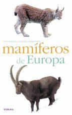 mamiferos de europa 9788430546473