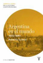 Argentina en el mundo (1830-1880)