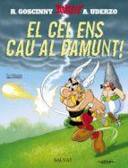 el cel ens cau al damunt (asterix nº 33)-rene goscinny-albert uderzo-9788434504073