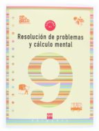 resolucion de problemas y calculo mental 9-9788434899773