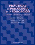 practicas de psicologia de la educacion: evaluacion e intervencion psicoeducativa-9788436820973