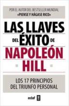 las llaves del exito de napoleon hill napoleon hill 9788441432673
