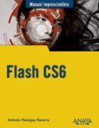 flash cs6 (manual imprescindible)-antonio paniagua navarro-9788441532373