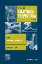 atlas de anatomia palpatoria (tomo 2) (2ª ed.) serge tixa 9788445811573