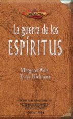 la guerra de los espiritus (la trilogia del rey cuervo i. dragonl ance)-margaret weis-tracy hickman-9788448036973