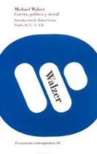 guerra, politica y moral-michael walzer-9788449311673