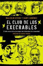 el club de los execrables (ebook)-malcolm otero-santi gimenez-9788466664073