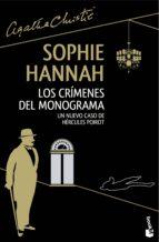 los crimenes del monograma-sophie hannah-9788467045673