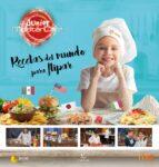 recetas del mundo para flipar (masterchef junior) 9788467050073