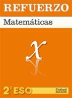 refuerzo matematicas 2º eso 9788467369373