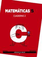 matemáticas 5. cuaderno 2. 9788467864373