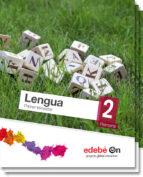 lengua castellana y literatura 2º educacion primaria-9788468321073