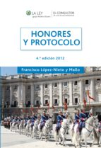 HONORES Y PROTOCOLO (EBOOK)