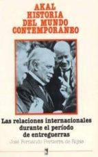 RELACIONES INTERNACIONALES EN EL PERIODO DE ENTREGUERRAS