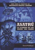 asatru: la llamada de los dioses del norte-david wolfheart-9788476271773