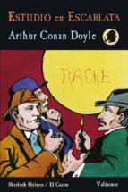 estudio en escarlata-arthur conan doyle-9788477023173