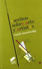 escritos sobre arte y artistas-vasili kandinsky-9788477389873