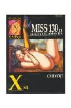 coleccion x 81: miss 130 (3): reiko y sus amantes-chiyoji tomo-9788478331673