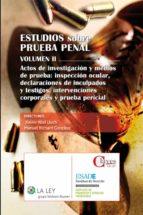 Estudios sobre prueba penal: 2 (Claves La Ley)