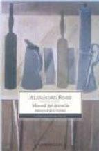 manual del distraido-alejandro rossi-9788483465073