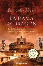 la dama del dragon-jose calvo poyato-9788483468173