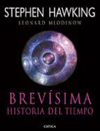 brevisima historia del tiempo-stephen w. hawking-stephen hawking-9788484326373
