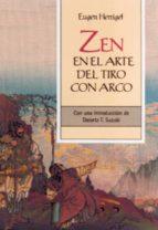 zen en el arte del tiro con arco eugen herrigel 9788484451273