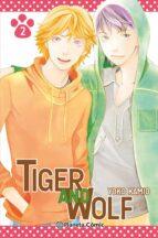 tiger and wolf nº 02/06 yoko kamio 9788491461173