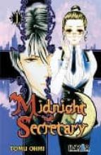 midnight secretary nº 1 tomu ohmi 9788492592173