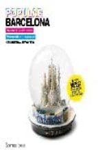 popular barcelona: 50 iconos de cultura popular (ed. bilingüe esp añol-ingles)-quique baeza-9788493695873