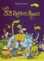los 33 reyes magos-9788493986773
