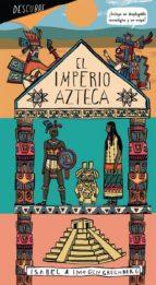 descubre... el imperio azteca imogen greenberg 9788494697173