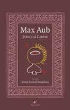 juego de cartas-max aub-9788495430373