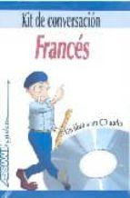 kit de conversacion frances + cd audio 9788496481473
