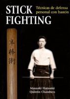 stick fighting-m. hatsumi-q. chambers-9788496894273