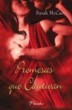 promesas que cautivan:-sarah mccarty-9788496952973