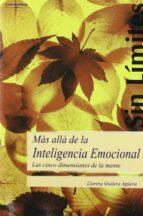 mas alla de la inteligencia emocional-llorenç guilera-9788497325073