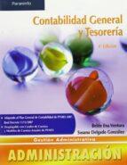 contabilidad general y tesoreria-belen ena ventura-9788497326773