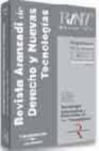 rdnt nº 1 (2003): tecnologia informatica y privacidad de los trab ajadores mark jeffrery 9788497672573