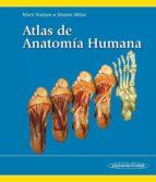 atlas de anatomia humana-mark nielsen-9788498354973