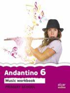 El libro de Andantino 6 angles 2013 educacion primaria ed 2013 autor VV.AA. PDF!