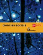 El libro de Ciencias sociais 5º educacion primaria integrado celme ed 2015 autor VV.AA. DOC!