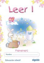leer 1: (papapapu) educacion infantil 3-5 años-9788498770773