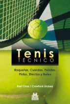 tenis tecnico-rod cross-9788499100173