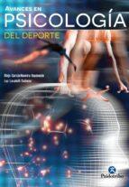 avances en psicologia del deporte alejo garcia naveira vaamonde 9788499104973