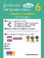 lecturas comprensivas 6: (3ª ed.): leo parrafos-jose martinez romero-9788499151373