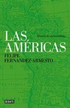 las americas: historia de un hemisferio felipe fernandez armesto 9788499924373