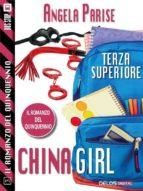 il romanzo del quinquennio - terza superiore - china girl (ebook)-9788825404173